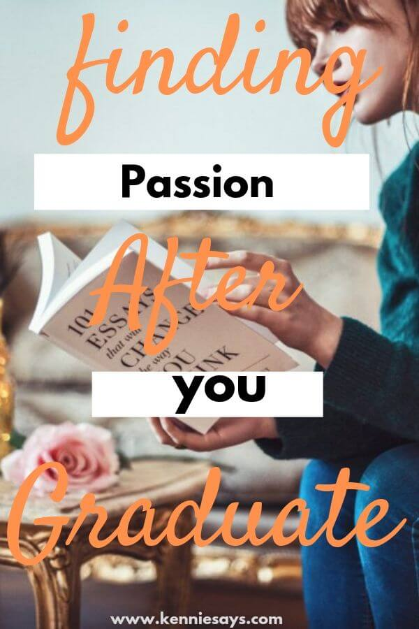 "Life after college isn't easy. we expect the postgrad life to run smoothly now that we have our education but it doesn't. Some of us search for ""passion"" to create the dream life that we want and most of us fall into postgrad depression. You need to click on this inspiring post to help you find your true passion after college and maximize its true potential"