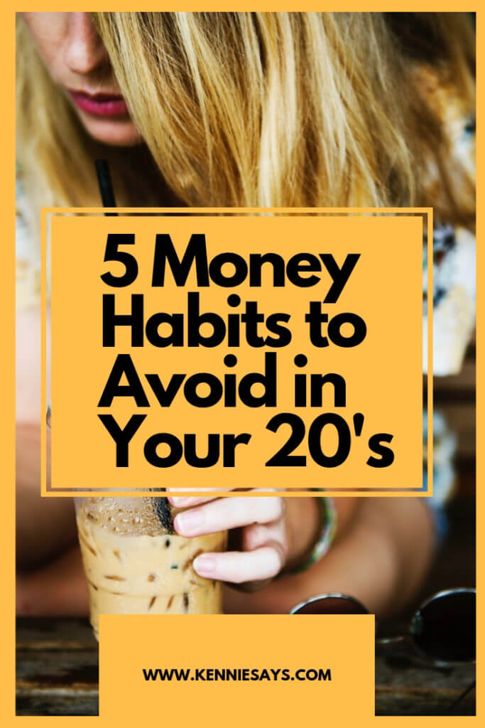 simple everyday habits costing you money to help manage your finances better especially in your 20's